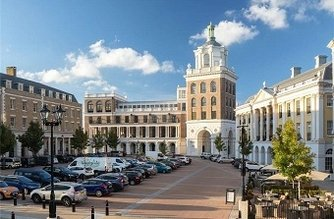 Poundbury Increase in value